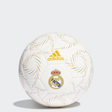 Mini ballon Domicile Real Madrid Blanc Football