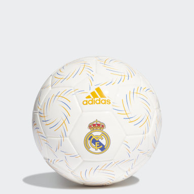 Minipelota Real Madrid Local Blanco Fútbol
