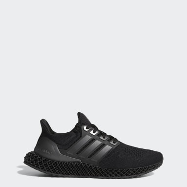Running Black Ultra4D Shoes