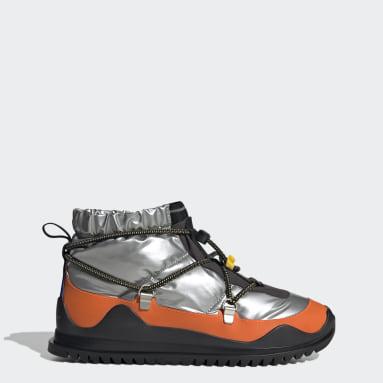 Women adidas by Stella McCartney Orange adidas by Stella McCartney Winter COLD.RDY Boots