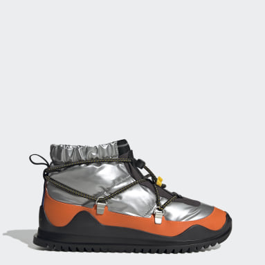 Stivaletti adidas by Stella McCartney Winter COLD.RDY Arancione Donna adidas by Stella McCartney