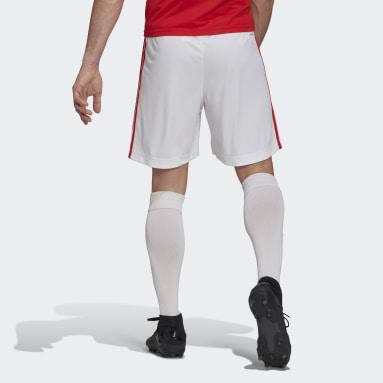 Pantalón corto primera equipación Benfica 21/22 Blanco Hombre Fútbol