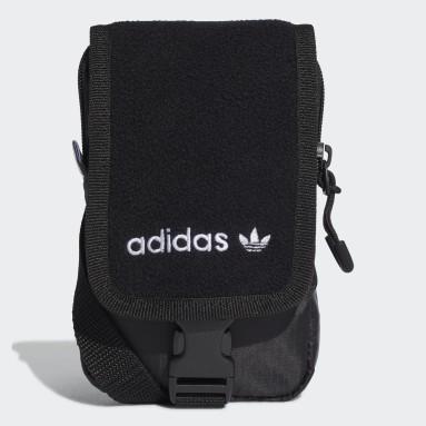 Originals Black Premium Essentials Map Bag