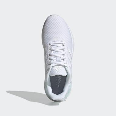 Dam Löpning Vit Response SR Shoes