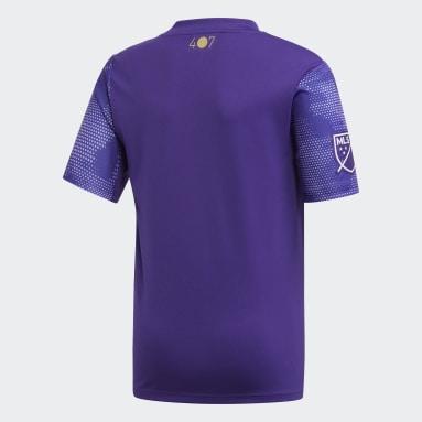 Maglia MLS All-Star Viola Ragazzo Calcio