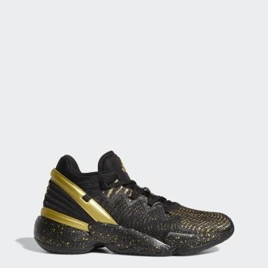 Men Basketball Black Donovan Mitchell D.O.N. Issue #2 Shoes