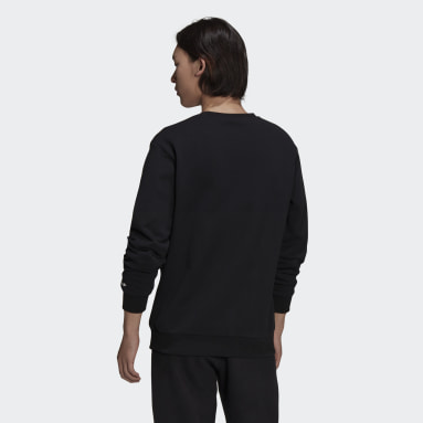Nam Originals Áo Sweatshirt Cổ Tròn Shattered Trefoil Adicolor