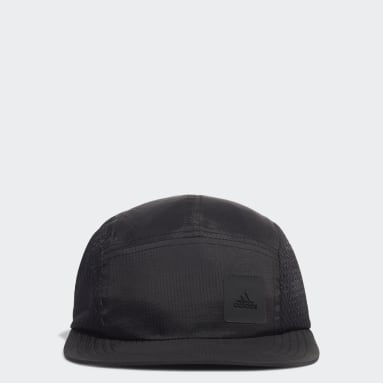Youth Running Black Hat