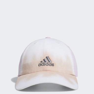 Women's Training Pink Relaxed Colorwash Hat