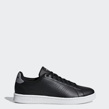 Essentials Black Advantage Shoes