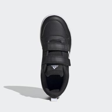 Çocuklar Koşu Siyah Tensaur Ayakkabı