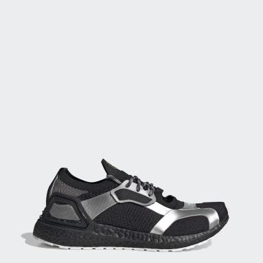 Women adidas by Stella McCartney Black adidas by Stella McCartney Ultraboost Sandals
