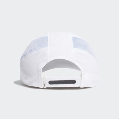Cappellino AEROREADY Retro Tech Reflective Bianco Running
