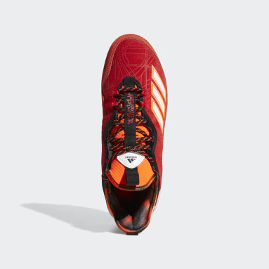 Men's Baseball Red Icon 6 Boost Lead To Legacy Cleats