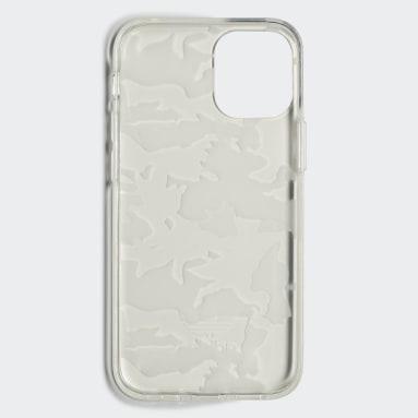 Originals White Snap Case Camo Allover Print iPhone 12 mini
