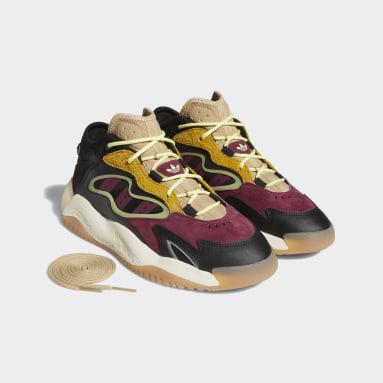 Originals Burgundy Streetball 2.0 Shoes