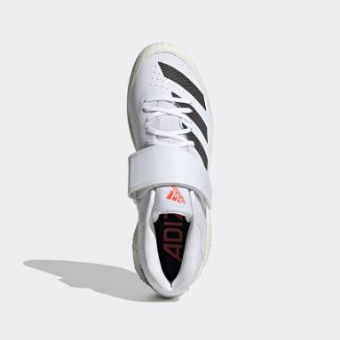 Chaussure Adizero Javelin Tokyo Blanc Athlétisme