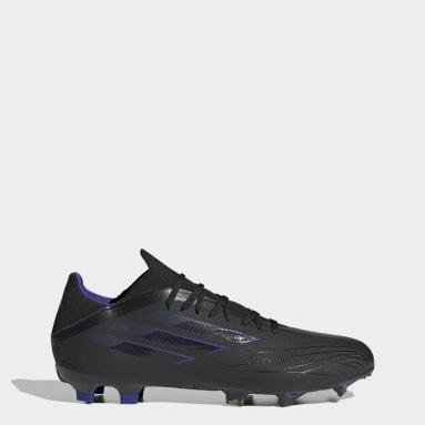 Chaussure X Speedflow.2 Terrain souple Noir Football