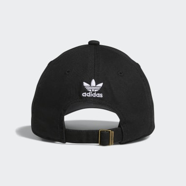 Youth Originals Black Washed Relaxed Hat