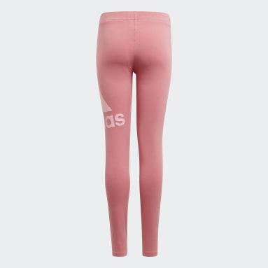 Tight adidas Essentials Rosa Ragazza Sportswear