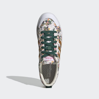 Women Walking White Bravada Shoes