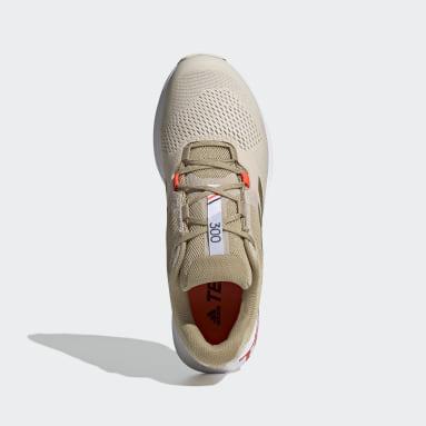 TERREX White Terrex Two Flow Trail Running Shoes