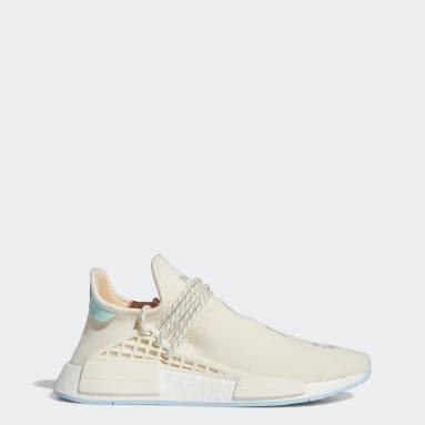 Men Originals White Hu NMD N.E.R.D. Shoes