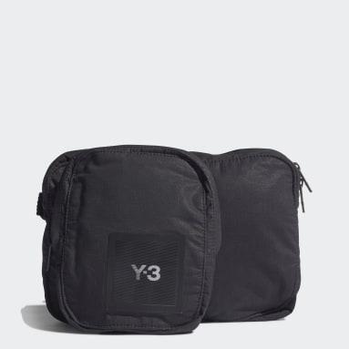 Y-3 čierna Y-3 Vest