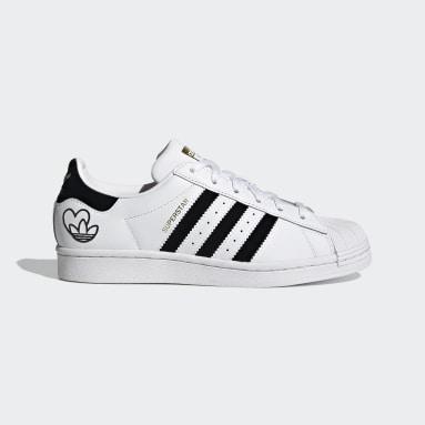 Γυναίκες Originals Λευκό Superstar Shoes
