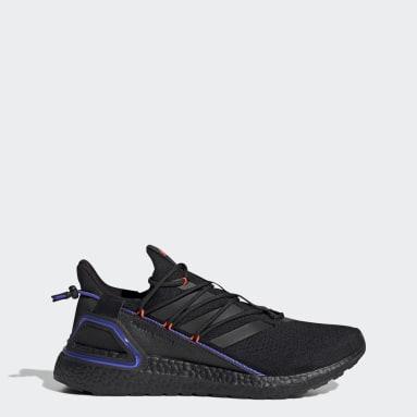 Running Black Ultraboost 20 Explorer Shoes