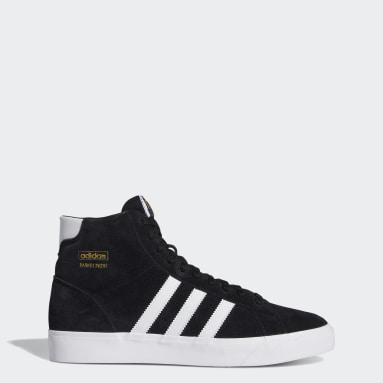 Baskets montantes noires | adidas FR