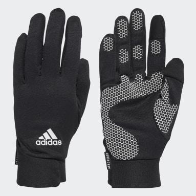 Football Black Condivo AEROREADY Gloves