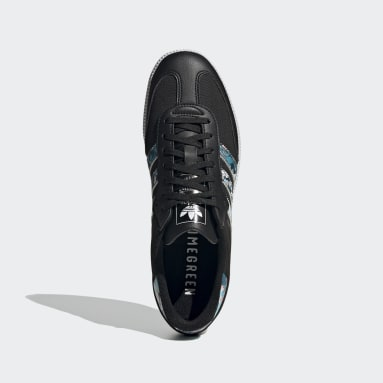 Men Originals Black Samba shoes
