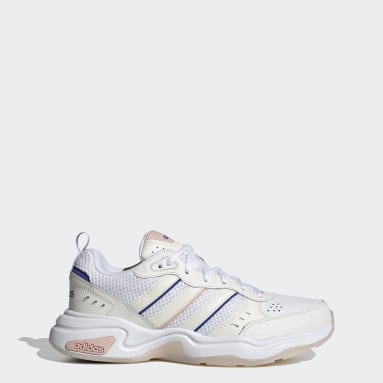 Kadın Sport Inspired Beyaz Strutter Ayakkabı