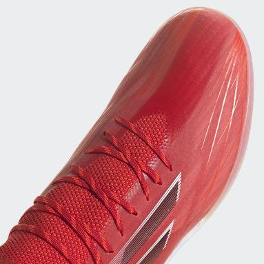 Futsal červená Kopačky X Speedflow.1 Indoor