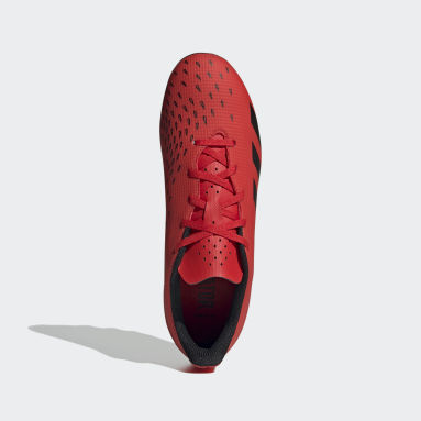 Erkek Futbol Kırmızı Predator Freak.4 Krampon