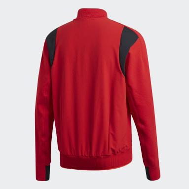 Herr Sportswear Röd VRCT Jacket