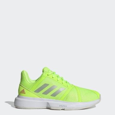 Women Tennis Green CourtJam Bounce Shoes