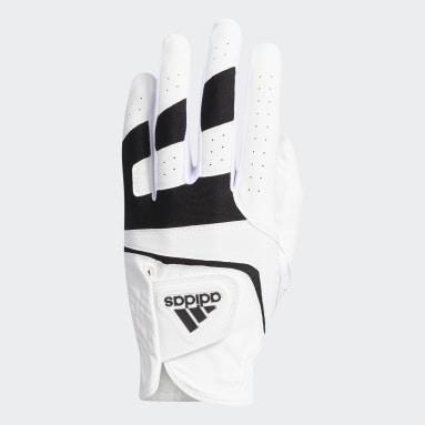Men Golf White Aditech Glove