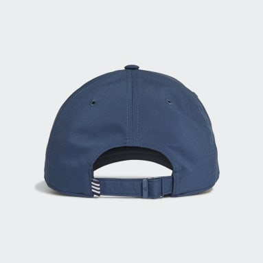 Gym & Training Blue Lightweight Embroidered Baseball Cap