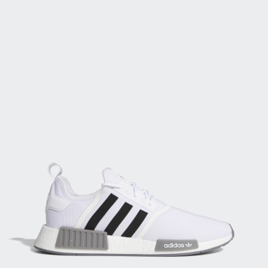 Originals NMD_R1 Primeblue Schuh Weiß
