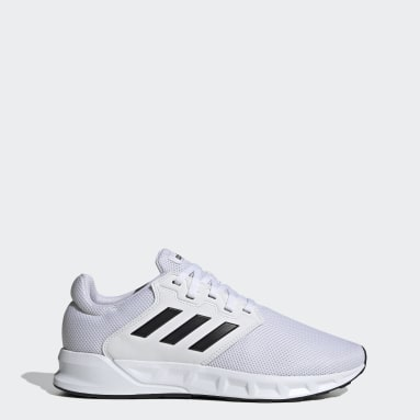 Men Sport Inspired White Showtheway Shoes