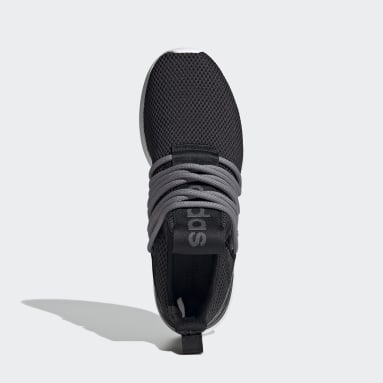 Men's Essentials Black Lite Racer Adapt 3.0 Shoes