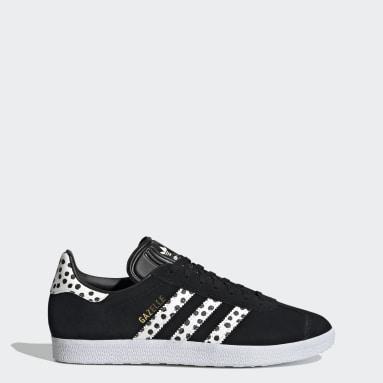 Women's Originals Black Gazelle Shoes