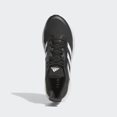 Men's Running Black SolarGlide 4 ST Shoes