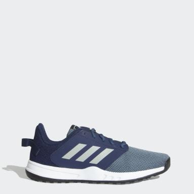 Men Running Blue Unifactor Shoes