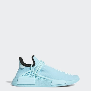 Men Originals Blue HU NMD Shoes
