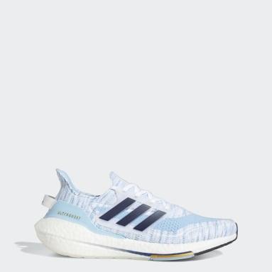 ULTRABOOST 21 Blanco Running