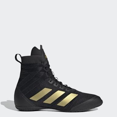 Sapatos de Pugilismo Speedex 18 Preto Boxe