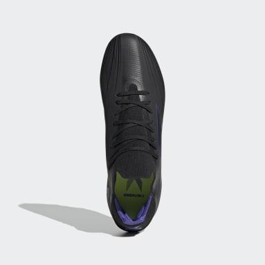 Football Black X Speedflow.2 Boots Firm Ground